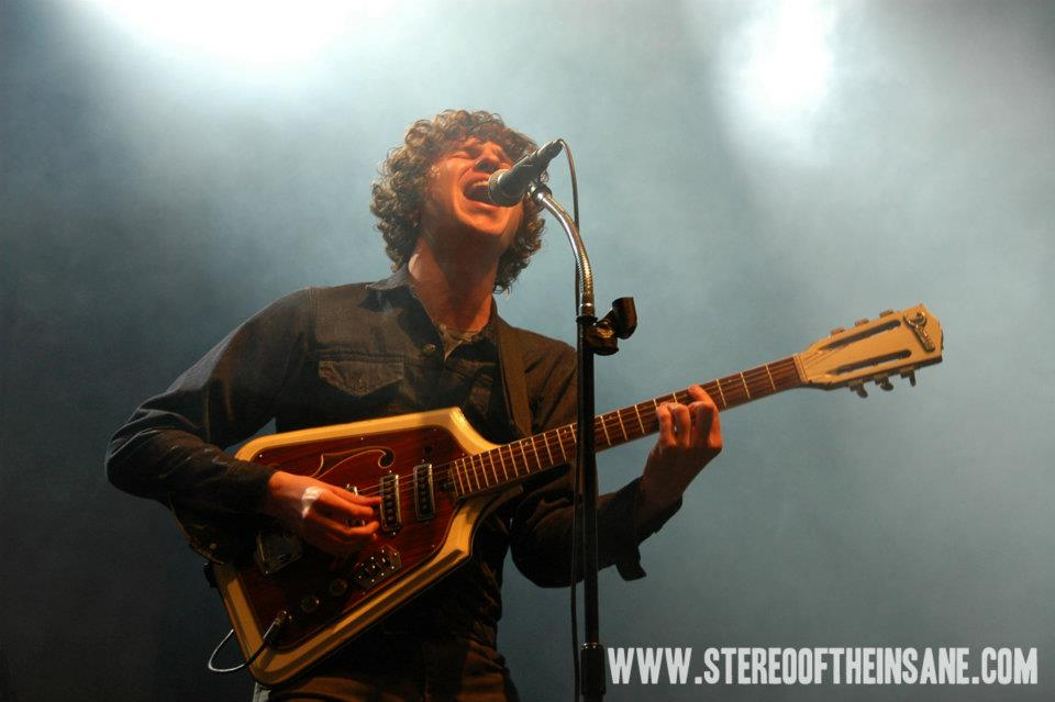 The Kooks Photography for Stereo Of The Insane, Falls Festival 2011