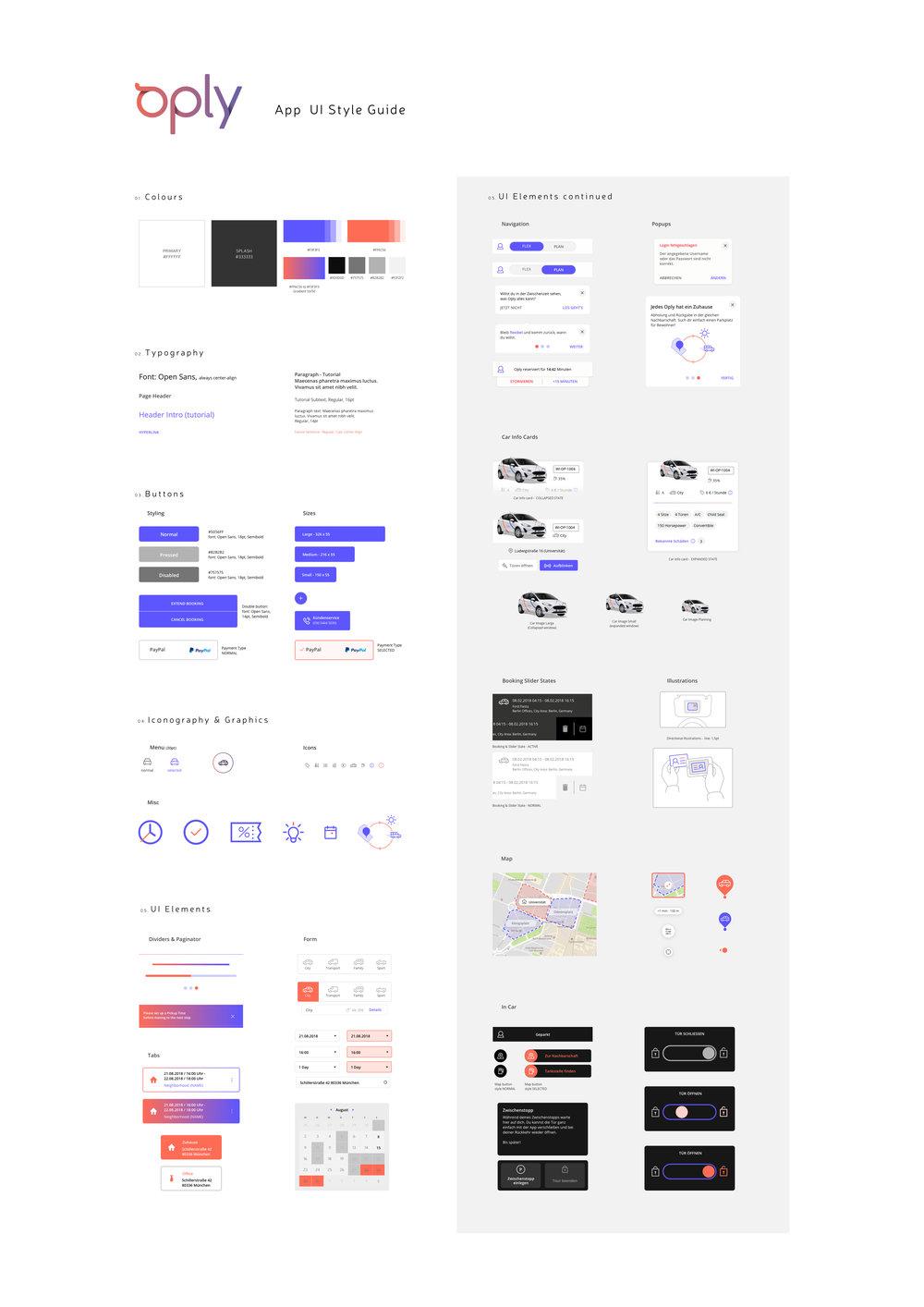 Oply - Freelance Designer