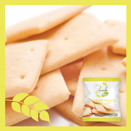 Ginger Oat Crackers