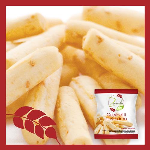 Sesame Mini Breadstick
