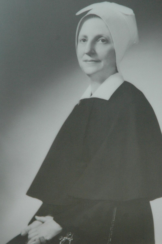 Sister Virginia Maria Boldrick, S.C.N., First Principal, 1949-1955