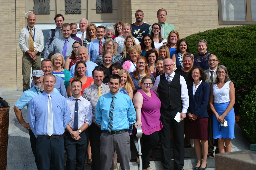 2018-2019 Faculty Picture