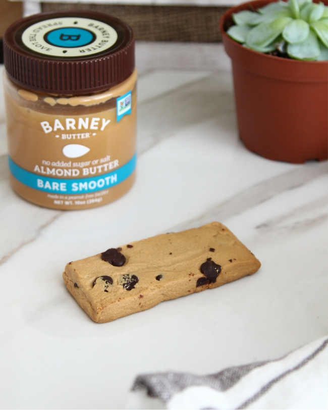 4 Ingredient Cookie Dough Protein Bars