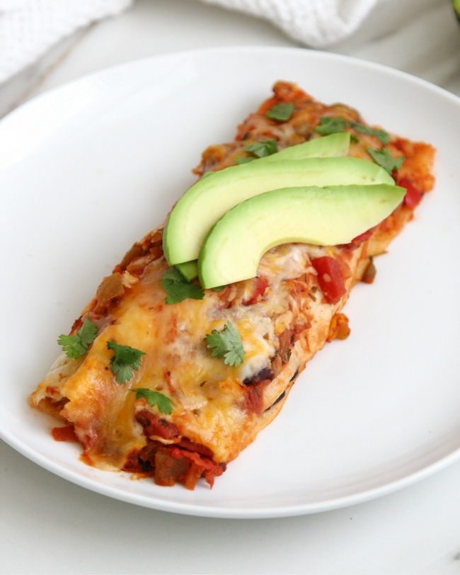 Easy Weeknight Enchilada