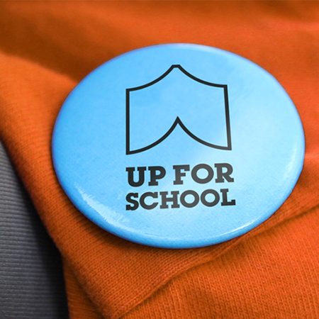 #UPFORSCHOOL SUPER CHARGE A GLOBAL MOVEMENT