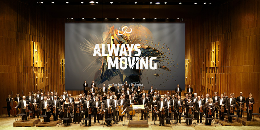 LONDON SYMPHONY ORCHESTRA REINVENT AN ICON