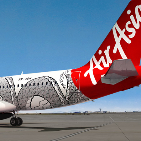 AIR ASIA AIM HIGH, WORK FAST
