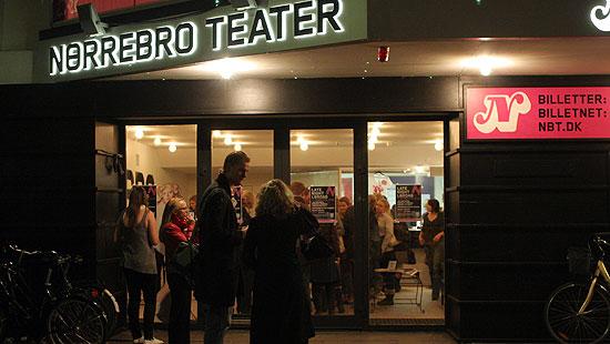 Produktionsassistent, Nørrebro Teater (2015)