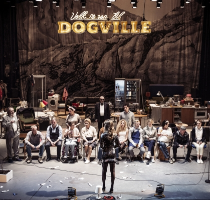Forestillingslederassistent, Dogville , Odense Teater (2016)