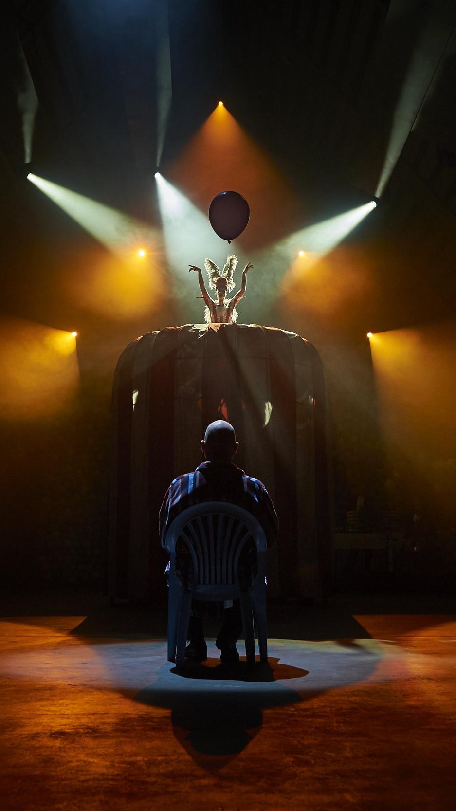 Rekvisit- og Microportansvarlig, Teaterkoncerten CARL, Østre Gasværk og Bramstrup Gods (2016)