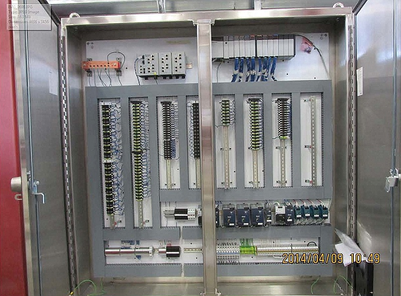 LSIT Junction Boxes and PLC Cabinet — Columbia Energy and ...