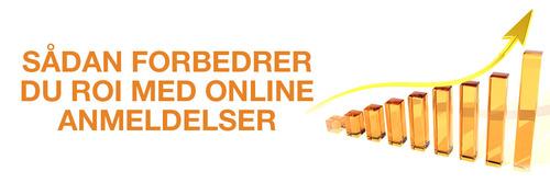 Sådan forbedrer du ROI med online anmeldelser