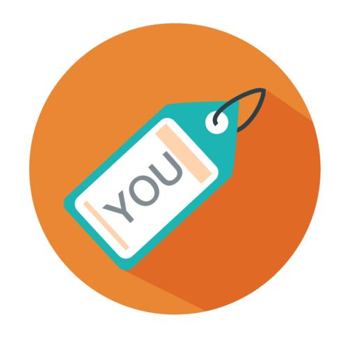 Billede af 'You'-kort