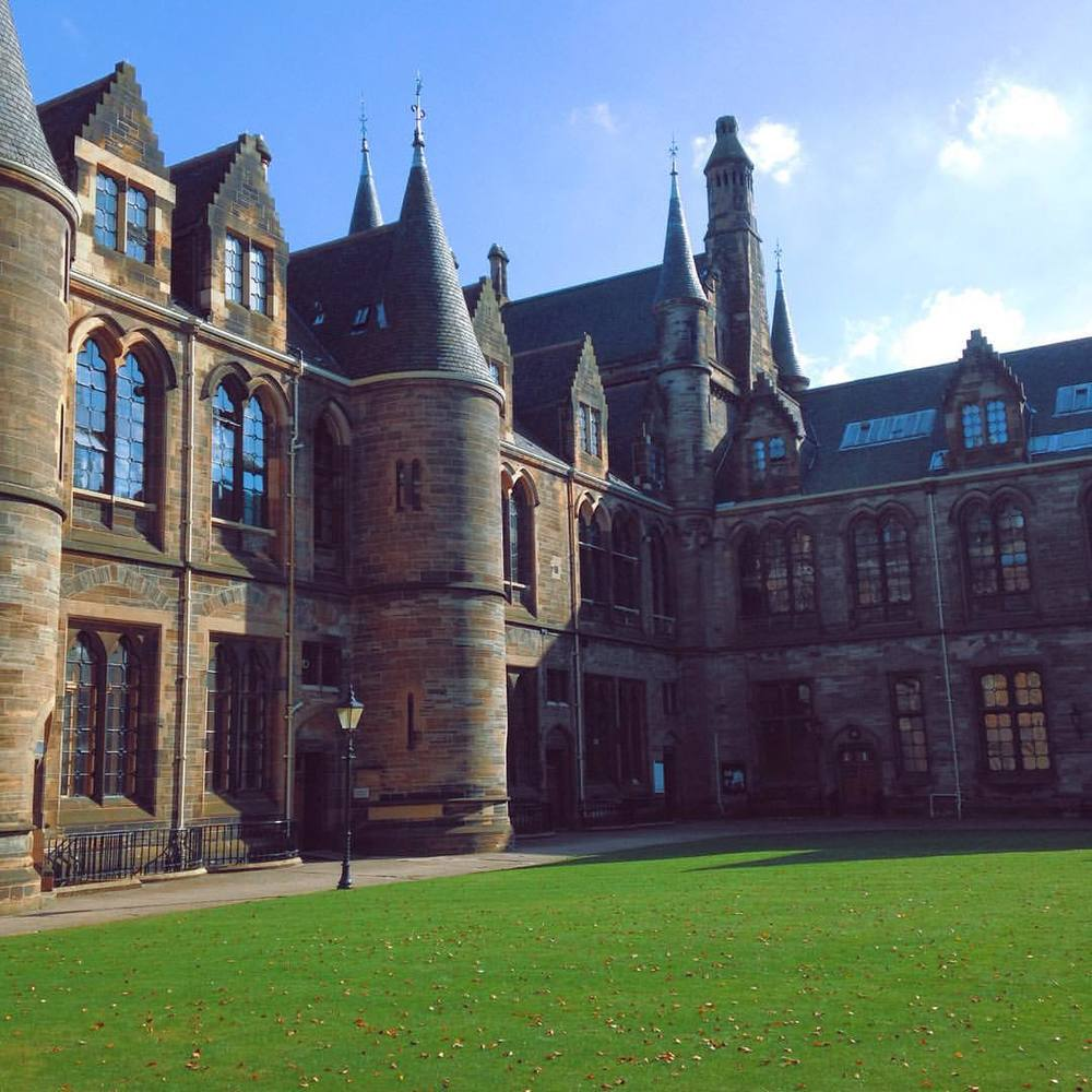 East Quadrangle, University of Glasgow