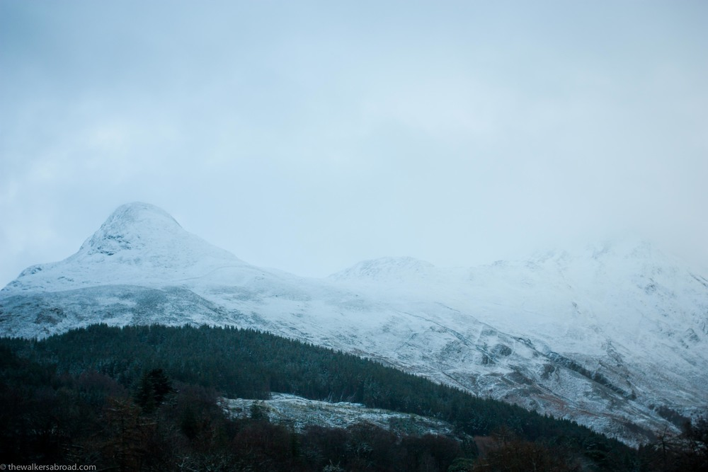 The Pap of Glen Coe