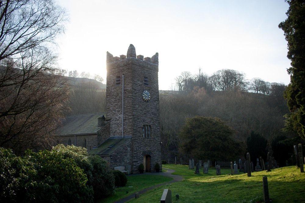Jesus' Church, Troutbeck, Cumbria