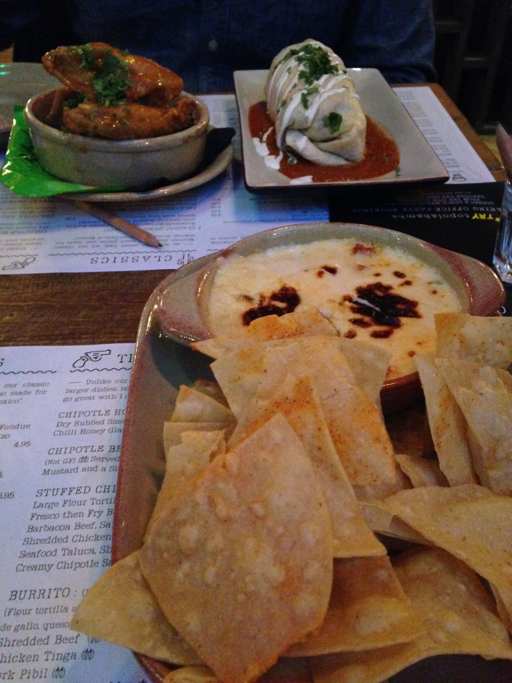 Best Mexican food in Glasgow is  Topolabamba.