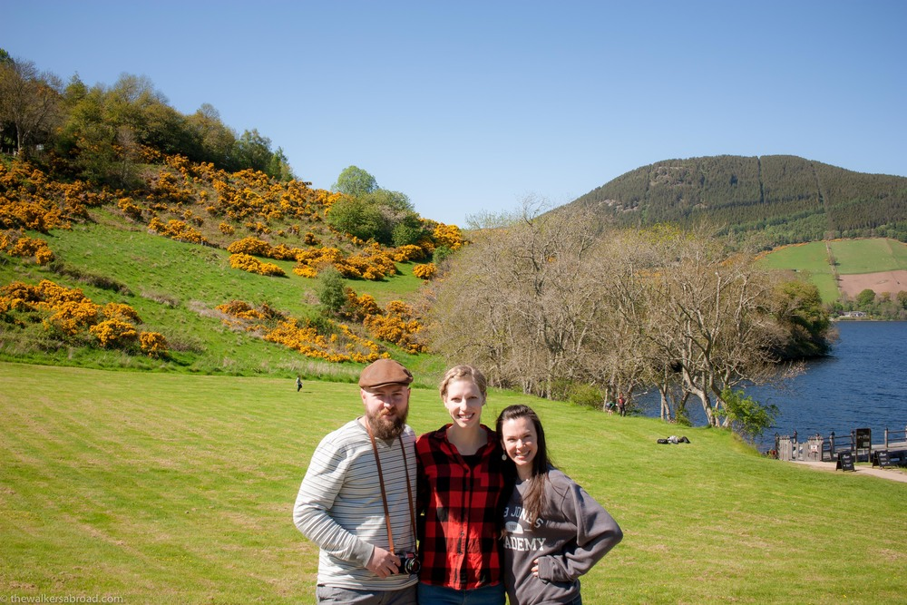 We loved it. Also, the yellow gorse bushes in the background are absolutely beautiful and deadly. Think one inch thorns poking out amidst the yellow beauty.