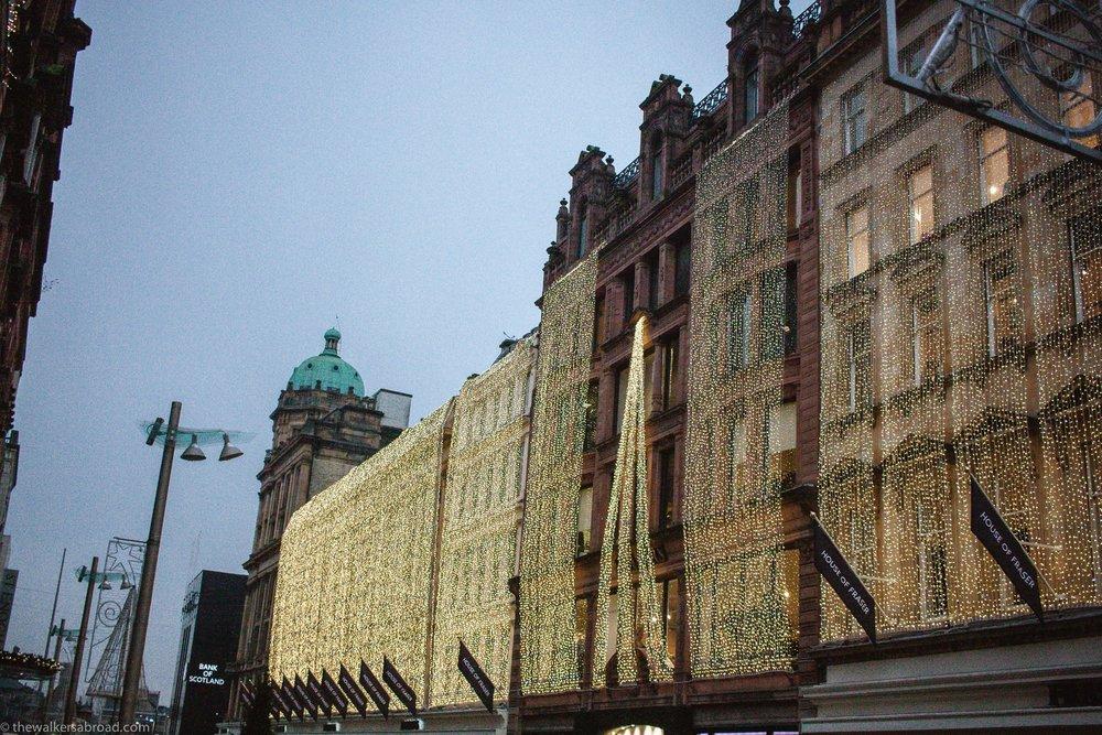 House of Fraser Glasgow