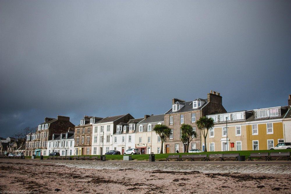 Scotland Cumbrae Millport Island