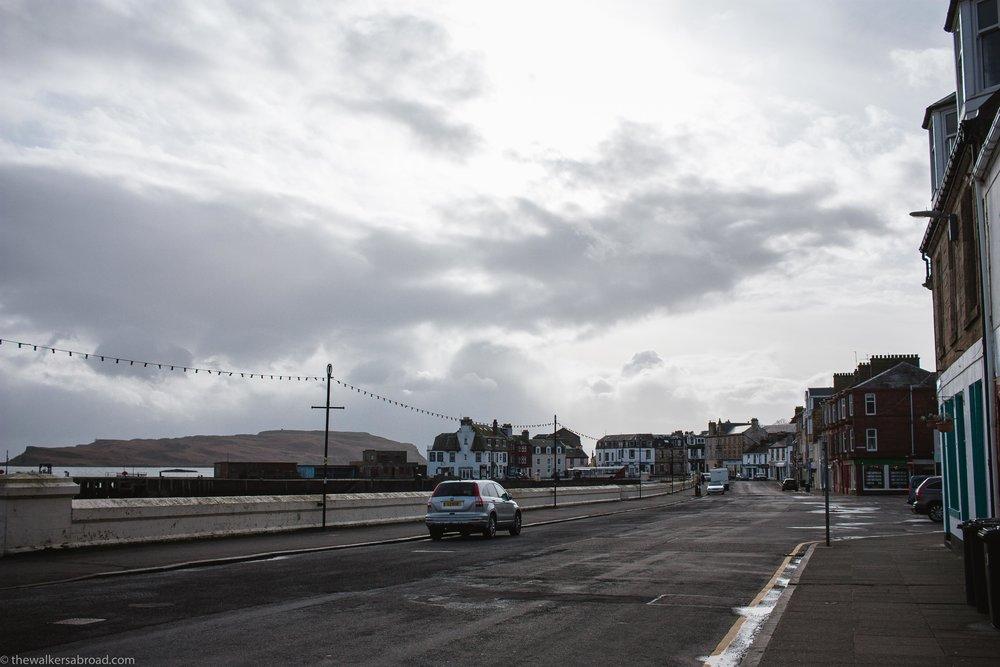 Cumbrae Millport Scotland Island