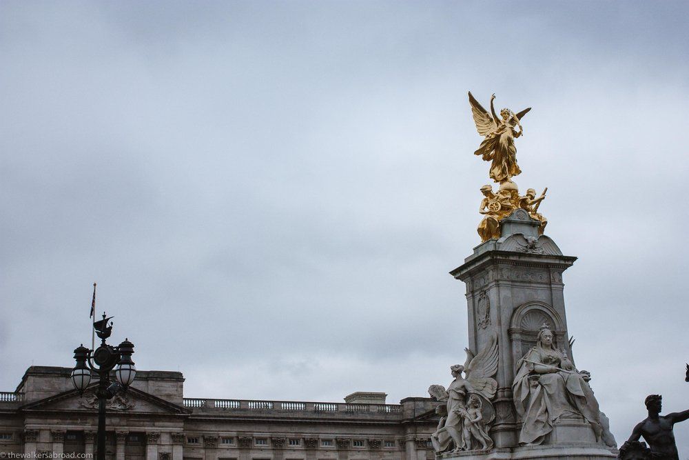 """Huzza for the Queen! Huzza for Old England!""  ―  Jules Verne ,  Five Weeks in a Balloon . I had never realized it was Queen Victoria on this monument and that made me like it even more. I find her life and reign absolutely fascinating!"
