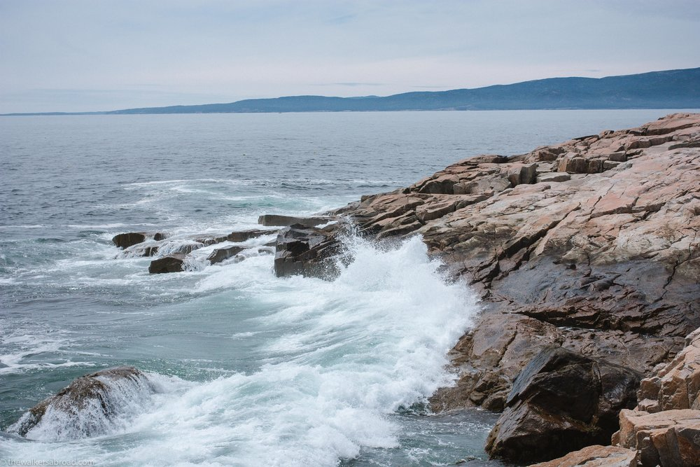Schoodic, Acadia National Park, Maine