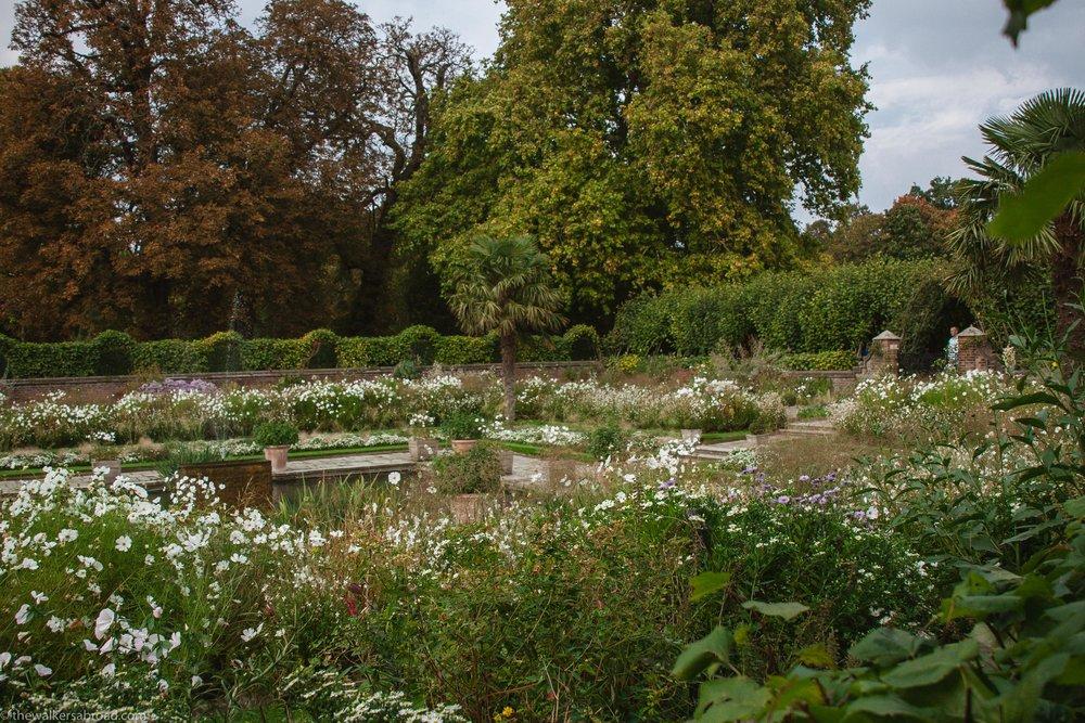 Princess Diana Memorial Gardens