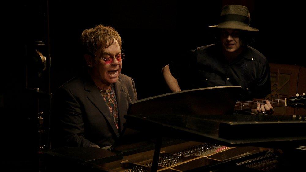 Elton John & Jack White