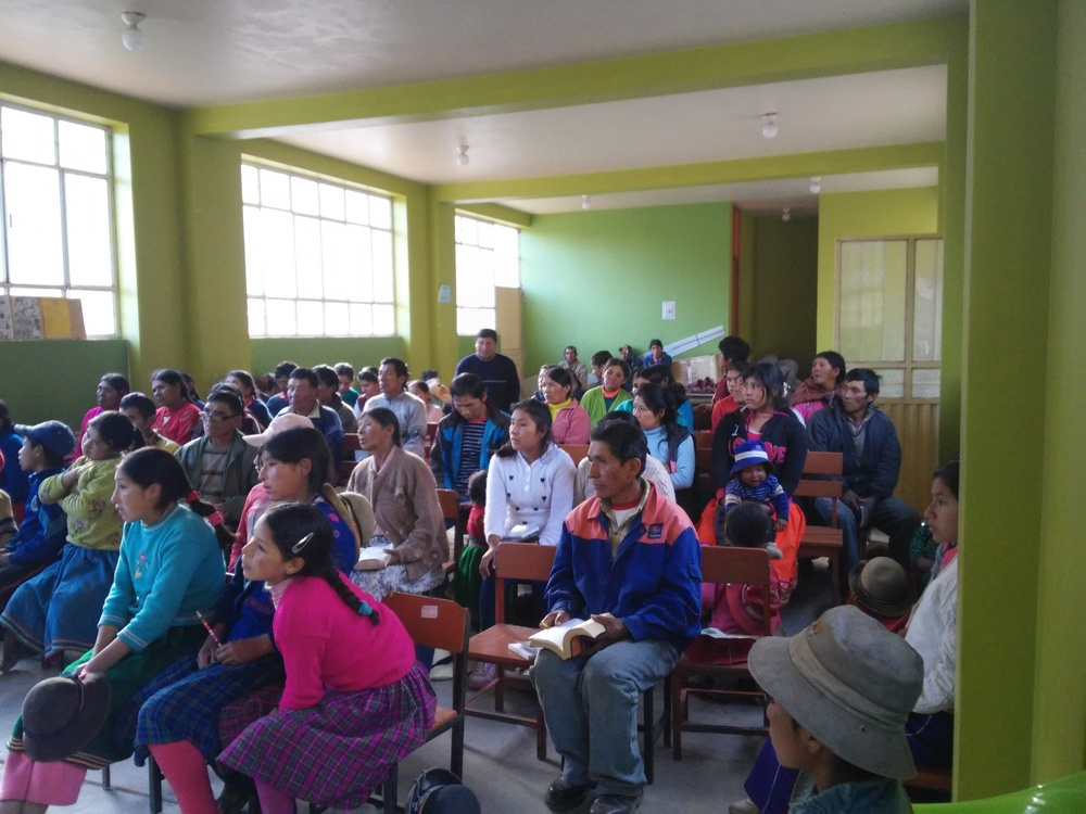 Recent week-end Bible Semniar