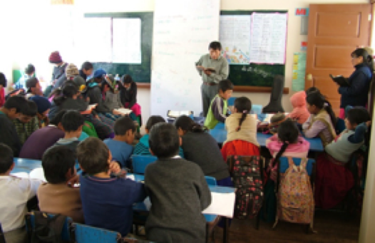 - Most public-school teachers are open to the gospel and interested in our ministry. During our monthly visits to the more remote villages they invite us to teach Bible in the local Quechua dialect. What an opportunity for all!