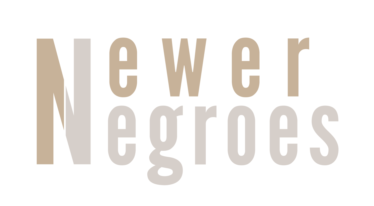 Newer Negroes