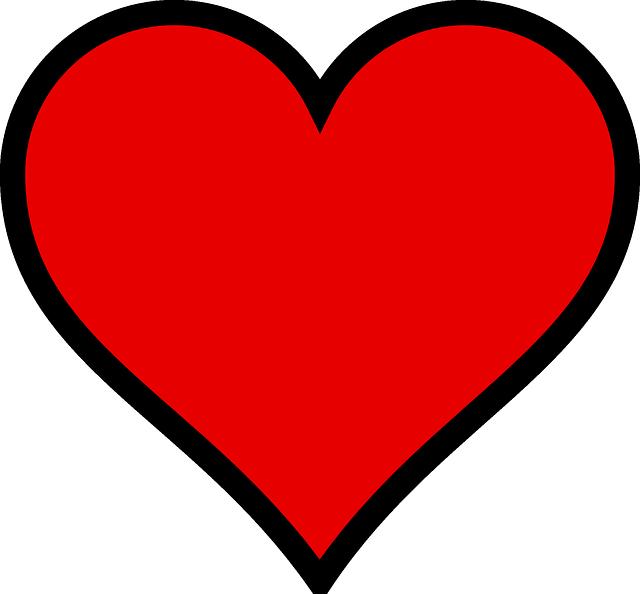 MK heart