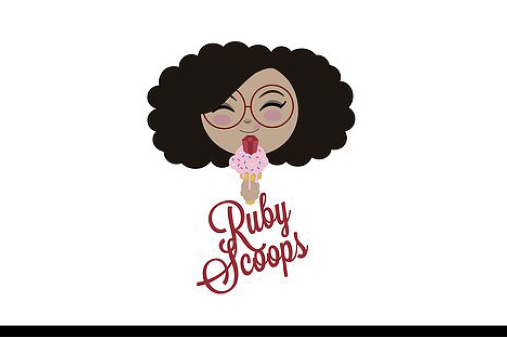 Website:   rubyscoops.com    Category:  ICE cream, sorbet, cookies  Owner:  Rabia Kamara  Location:  DC