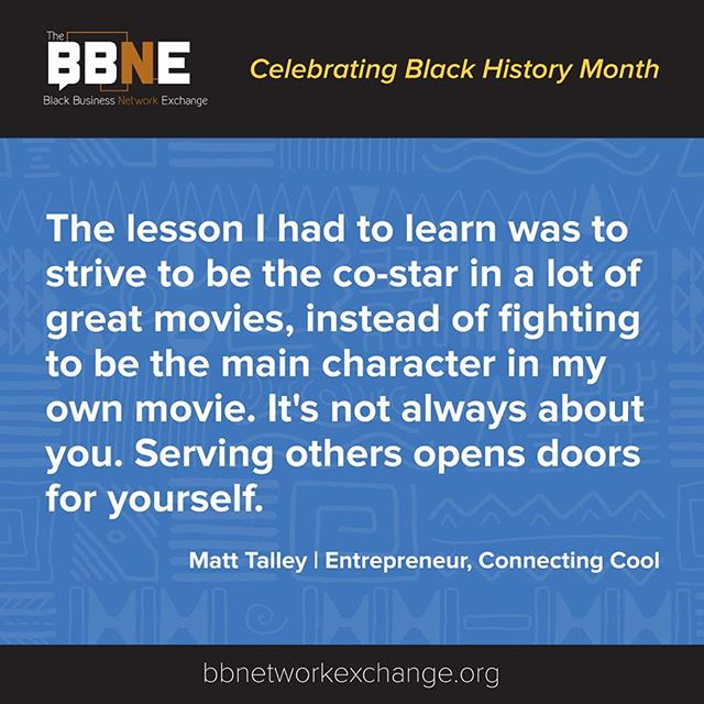 @talleyismajor  #bbne #blackowned #business #entreprenuers #online #marketing #network #networth #blackculture #fortheculture  #bhm #blackhistorymonth
