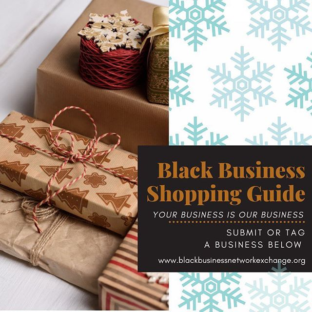 This holiday season shop for us by us. Submit via DM or tag a business below by Dec 3 to be featured in the BBNE Black Business Shopping Guide.  Your business is our business! #blackbusiness #melanin #supportblackbusiness #blackexcellence #blacklove #blackowned #buyblack #blackpride #blackwoman #blackentrepreneur #blackunity #blackgirlmagic #support #blackman #blackpeople #blackqueen #entrepreneur #blackmagic #blackpower #blackculture #blackmen #blackcommunity #blackownedbusiness #blackfamily