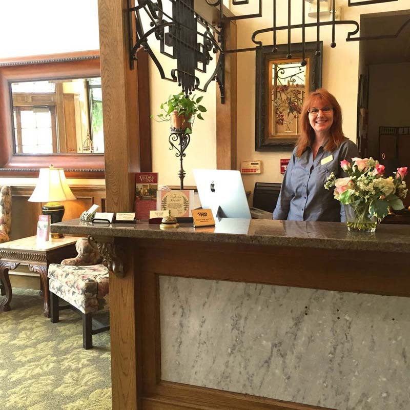 Our friendly staff is always happy to welcome you.