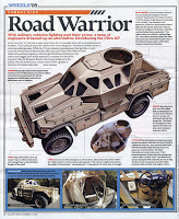 Ultra APV photographs as they appeared in Rolling Stone Magazine.