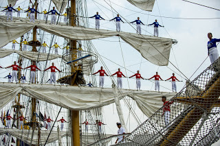 Colombian Tall Ship Gloria