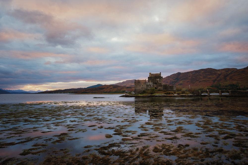Eilean Donan Castle, Scotland