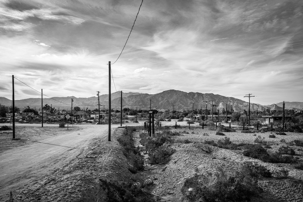 Salton Sea Beach. 1/240 @ f8, ISO 200.