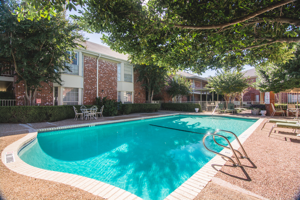 Large Pool located in Central Austin