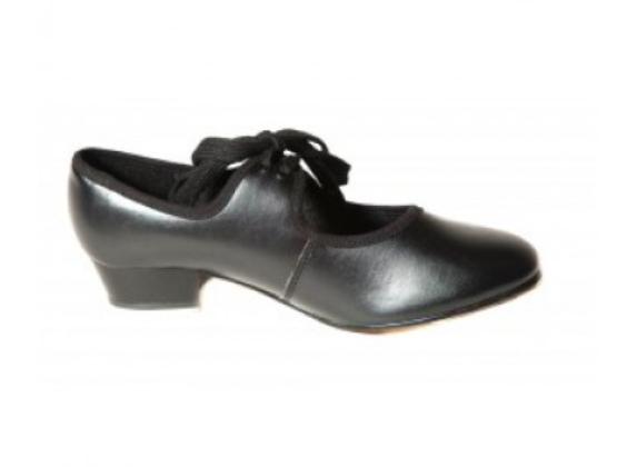 black low heel tap shoes no heel taps