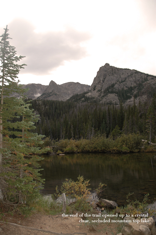 Fern lake via courtney khail