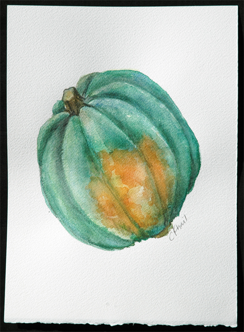 acorn squash via courtney khail