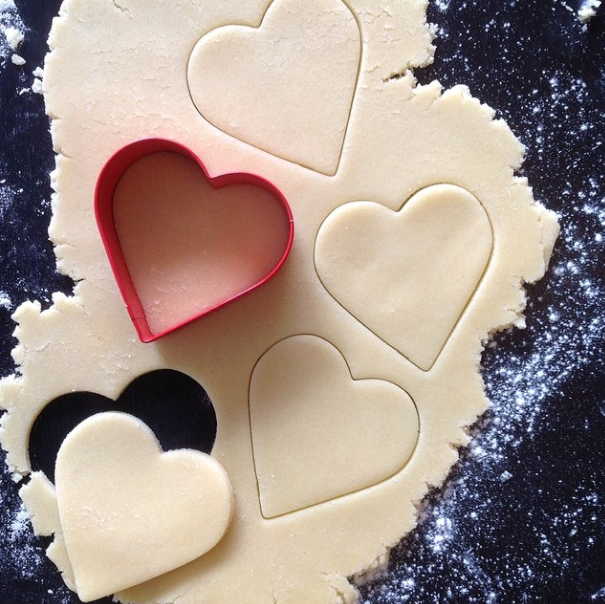 courtney khail valentine cookies