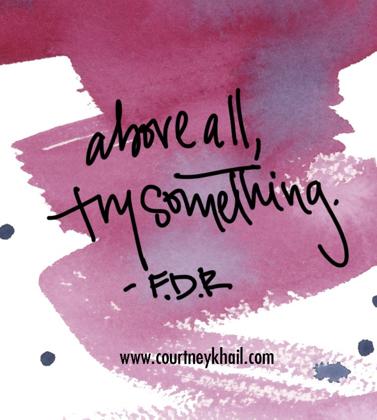 try something FDR via courtney khail watercolors