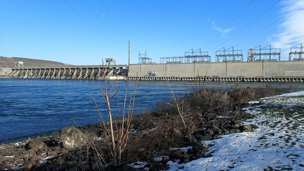 McNarry Dam, WA | Video Still | 2017