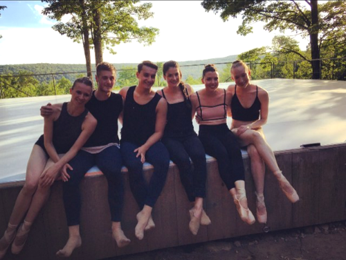 Photo Credit: Emery LeCrone/ Instagram    The dancers of Emery LeCrone DANCE