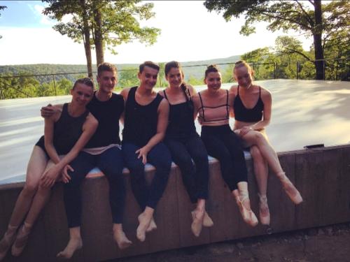 Photo Credit: Emery LeCrone/ Instagram    The dancers of Emery LeCrone DANCE
